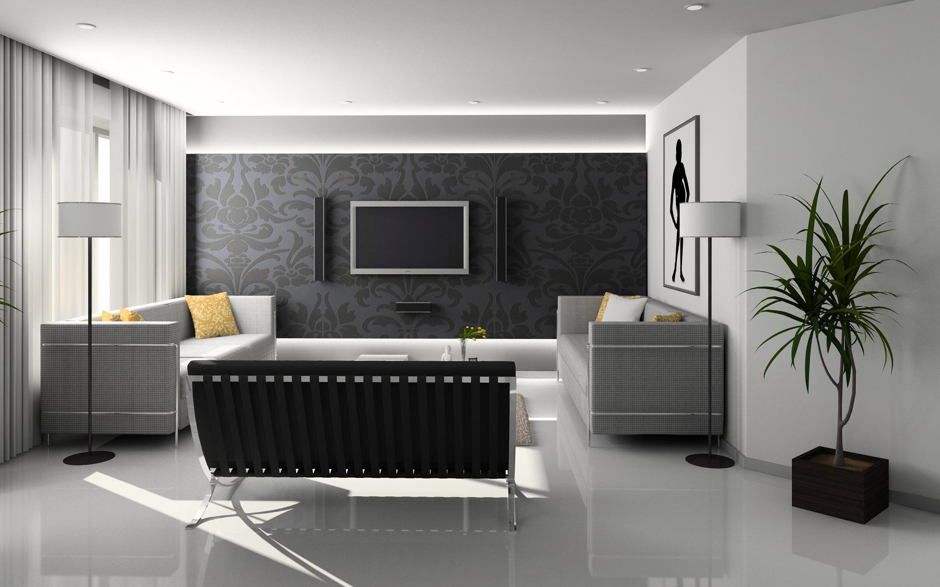 Tregomsa asesoria y construccion decoraci n de for Decoracion de interiores para salas
